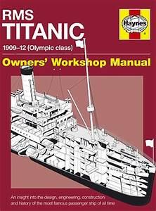 A Titanic Task  Motor Specialists Haynes Produce A Manual