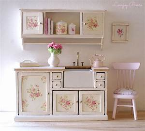 shabby chic kitchen cabinets marceladickcom With kitchen cabinets lowes with wall art shabby chic