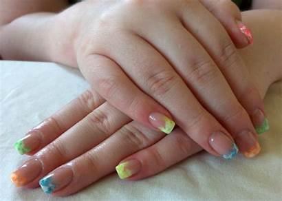 Nails Acrylic Clear Gel