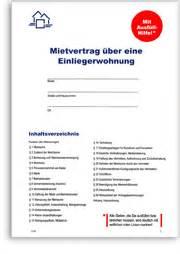 Mietvertrag So Wird Er Vermieterfreundlich by Einliegerwohnung Mietvertrag H 228 User Immobilien Bau