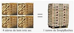 1 Stère De Bois En Kg : equivalence st re de bois et b che densifi e simplyfeu ~ Dailycaller-alerts.com Idées de Décoration