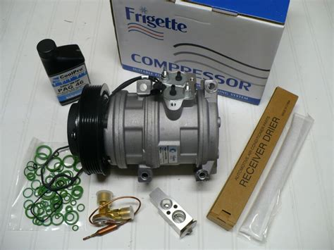automobile air conditioning repair 2007 honda odyssey electronic toll collection 2005 2006 2007 honda odyssey 3 5l engines frigette a c compressor kit ebay