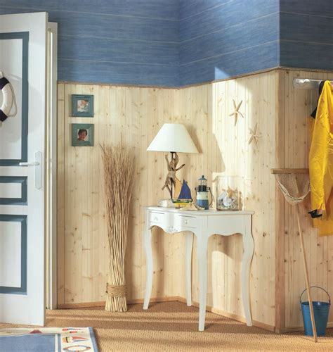 attrayant lambris pvc mur salle de bain 6 pin des