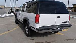Low Miles 1999 Chevrolet Suburban 2500 4x4 3  4 Ton 454 Big