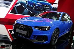 Audi Rs 4 : 2018 audi rs4 avant has 450 horses does 0 100km h in 4 ~ Melissatoandfro.com Idées de Décoration