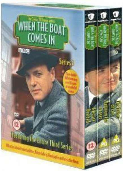 When The Boat Comes In Series 3 by When The Boat Comes In Series 3 Box Set Dvd Zavvi
