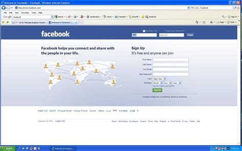 Download Facebook Login Wallpaper Gallery