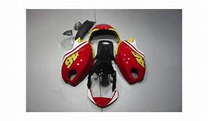 Complete Fairing Set For Ducati Monster 696 796 1100