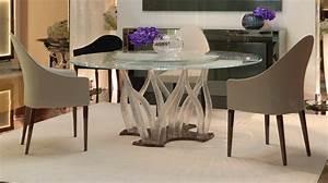 Salle A Manger De Luxe : table salle manger table haute table de repas de luxe ~ Melissatoandfro.com Idées de Décoration