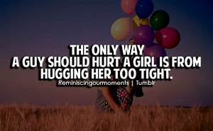 The only way a ... Guy Hurt Quotes