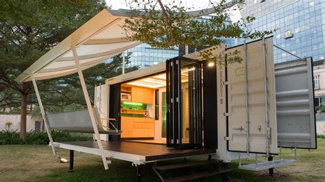 cabin designs maison container une maison design en kit modulable et