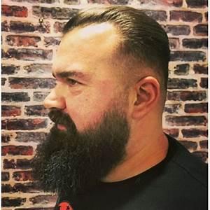 Dégradé Barbe Homme : coupe homme style pompadour d grad bas am ricain taille de barbe coupe homme pinterest ~ Melissatoandfro.com Idées de Décoration
