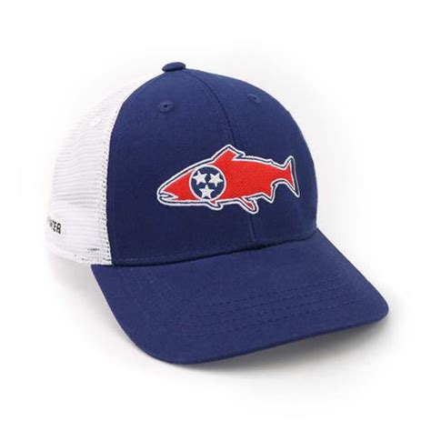trout water tennessee rep hat hats fishing orvis collections fish state collection apparel ryw