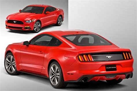 2015 ford mustang coolest 2015 ford mustang look motor trend