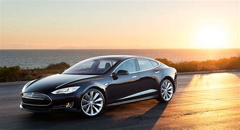 Top Green Vehicle Is A 2015 Tesla  Sustainable Race