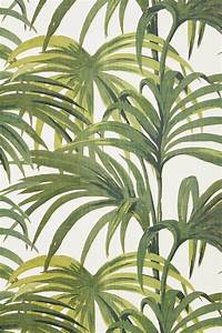 Palmae Wallpaper - anthropologie.com | Pattern | Pinterest ...