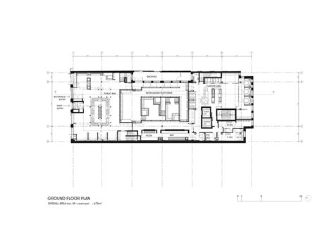 gallery of garden state hotel techne architecture