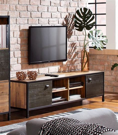 tv lowboard 200 cm home affaire tv lowboard 187 soho 171 breite 200 cm otto