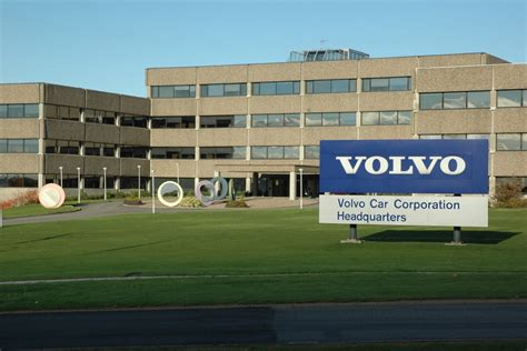 volvo car corporation headquarters volvo car usa newsroom