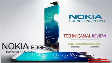 NOKIA EDGE /NEW PHONE FROM NOKIA - YouTube