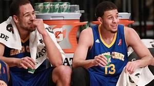 Santa Cruz Splash Brothers combine for 53 points - YouTube