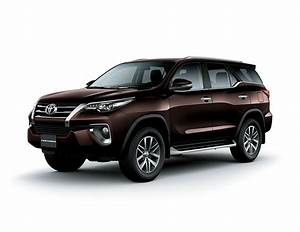 Diagram Toyota Fortuner