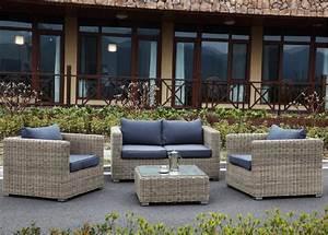 But Salon De Jardin : location salon de jardin en r sine tress e ~ Melissatoandfro.com Idées de Décoration