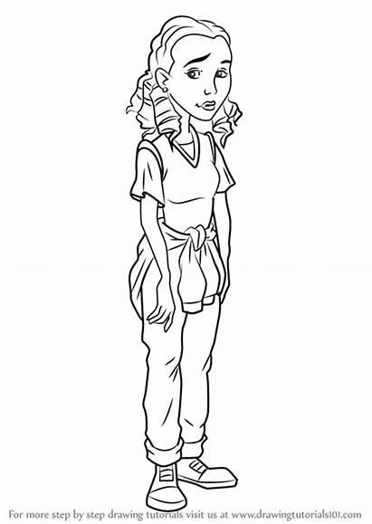 Charity Undergrads Step Drawing Draw Tutorials Cartoon