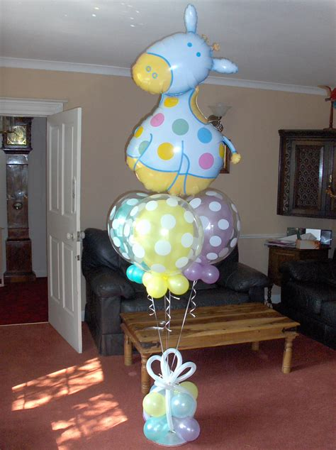 Baby Shower Balloon Ideas From Prasdnikov  Stylish Eve. Decorating Small Living Rooms. Decorating Tips. Hanging Dining Room Light. Rectangular Dining Room Tables. Couch For Small Room. Exterior Decorative Shutters. Ideas Baby Room. Laundry Room Ideas Small