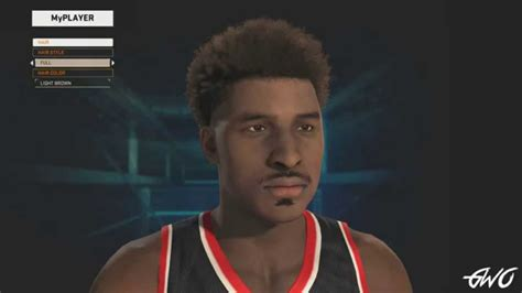 Nba 2k15 My Player Hairstyles And Tattoos