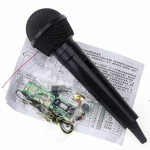 Fm Wireless Microphone  U2013 Alitronik