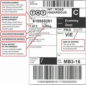 Ev power information about the shipment by tnt for How to purchase a shipping label