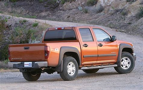 Used 2005 Chevrolet Colorado Crew Cab Pricing