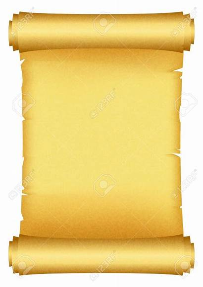 Charter Clipart Scroll Clip Border Gold Vector
