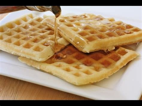 old fashioned buttermilk waffles recipe the best youtube