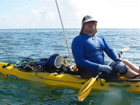 kayak diving florida fl south outdoors