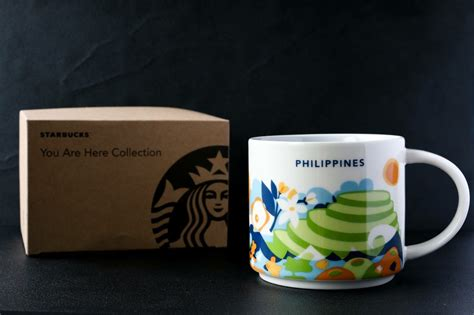 In support of earth hour, starbucks stores in the philippines will be dimming their lights on march 27 from 8:30pm to 9:30pm. Sick Mad World. No more. : 2017 Starbucks Philippines You Are Here Series Mug Collection Batch One