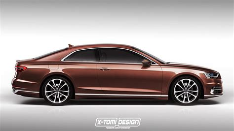 Audi A8 Avant by 2018 Audi A8 Render Galore Coupe Avant S8 Rs8