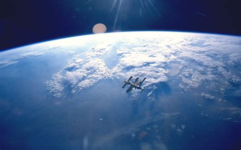 International Space Station Wallpapers  Wallpaper Cave
