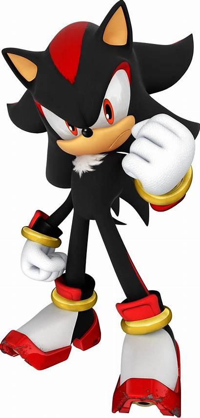Shadow Asr Sonic Hedgehog Retro Resolutions