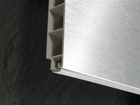 socles alu finition de cuisine pas ch 232 re socle alu h16 5 cm l195cm