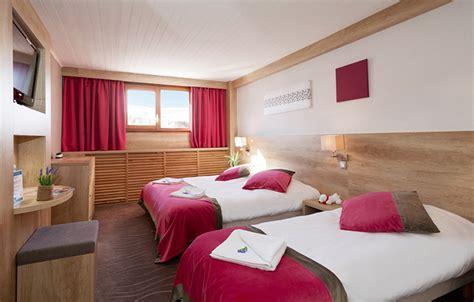 hotel chambre 3 personnes hôtel les deux alpes profitez de l 39 hôtel mmv le