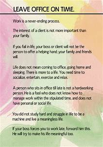 Leave Office on... Office Leaves Quotes