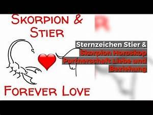 Stier Und Skorpion : skorpion stier horoskop beziehung youtube ~ A.2002-acura-tl-radio.info Haus und Dekorationen