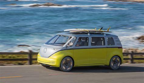 Volkswagen Is Remaking The Classic Vw Bus The Inertia