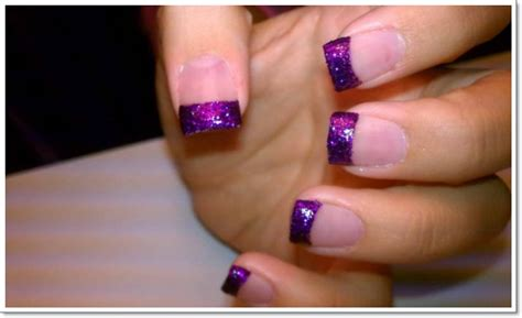 20 Cool Purple Nail Designs