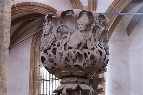 die tulpenkanzel ev luth domgemeinde freiberg