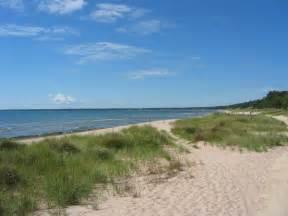 Whitefish Dunes State Park Wisconsin