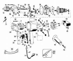 Buy Dewalt Dw130 Type 2 U0026quot Rev Spade Handle Drill