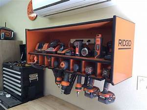 113 best Tool Charging Stations images on Pinterest